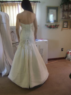 Different Types Of Wedding Gown Bustles 23