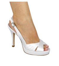 Bride Shoes Comfortable Bridal Dyeable Wedding