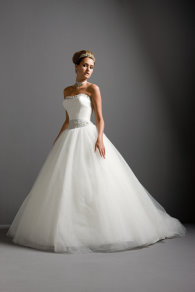 formal wedding  dress, justin alexander 8437 wedding dress