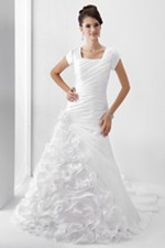 modest wedding gown venus bs2068