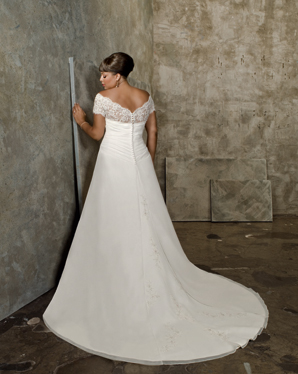 mori lee 3058 back