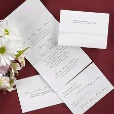 send and seal wedding invitations