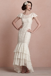 Vintage Style Wedding Dresses A Retro Wedding Dress From The Past