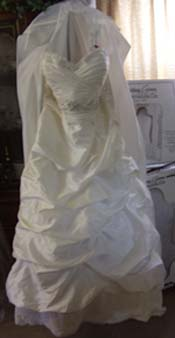 Wedding Dress Donation In Gown Bag