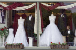 wedding dress bridal shop