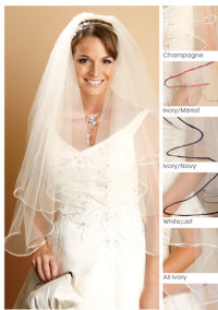 wedding veil designs