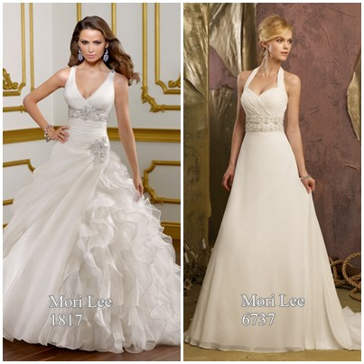 Best wedding dress cut for broad shoulders bridesmaid for Best wedding dress for wide shoulders