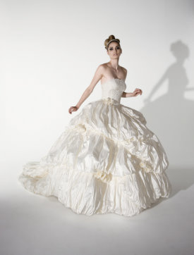 princess-wedding-gowns, justin alexander 9615