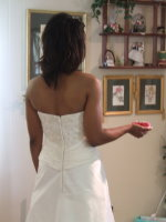 sewing alterations wedding dress