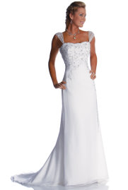 wedding-gown-styles, Raylia Designs 7376, white wedding gown