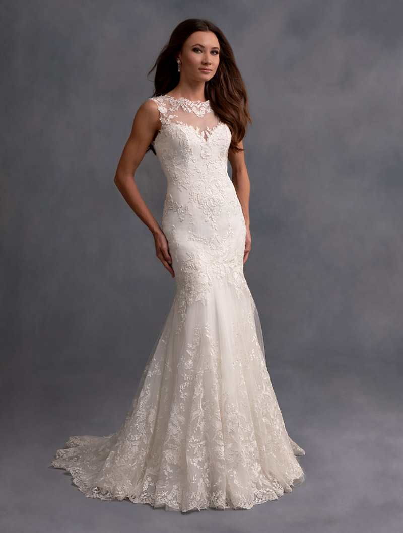 168a6fa474a Alfred Angelo Wedding Gowns Review