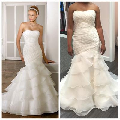 With a Petticoat. vs Without a Perticoat