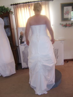 Affordable French Bustle Pictures And Wedding Dress Tips With