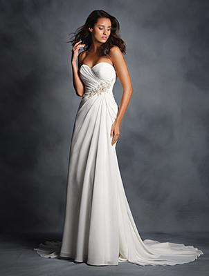 To bustle or not to bustle for Perfect wedding dress finder